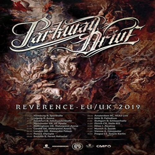 Parkway Drive Reverence EU/UK Tour 2019 review