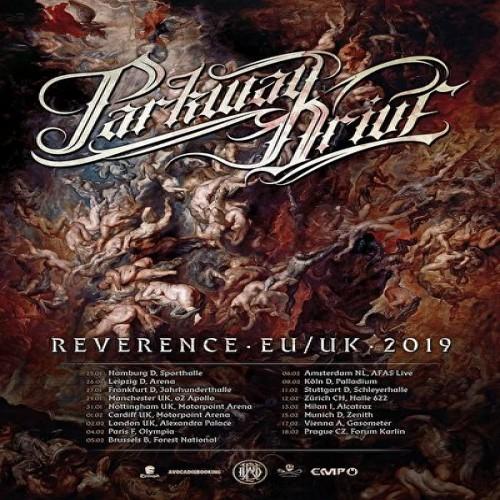 Parkway Drive Reverence EU/UK Tour 2019 review