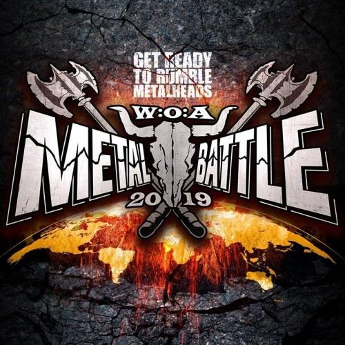 WOA Metal Battle Belgium 2019 semi-finals Roeselare review