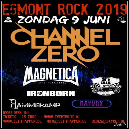 Egmont Rock 2019 review