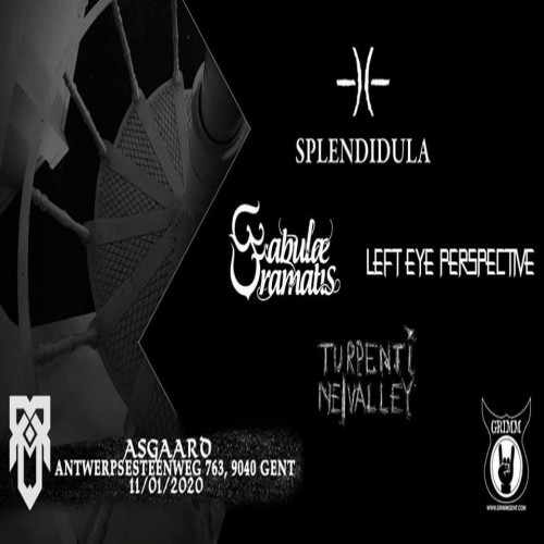 Splendidula / Fabulae Dramatis / Left-Eye Perspective / Turp