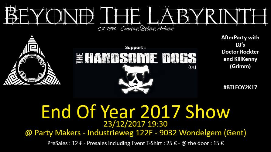 Beyond The Labyrinth End Of Year 2017 Show