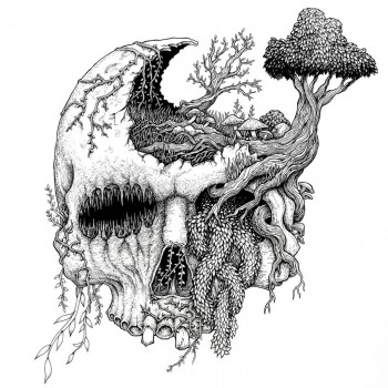 Image for From my rotten skull, trees will grow and I am in them!